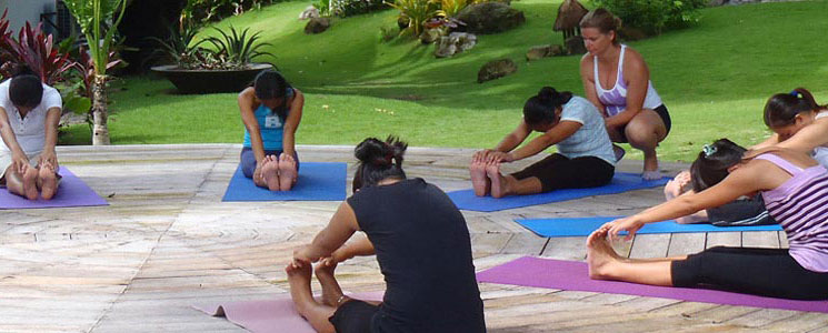 Yoga in the Philippines