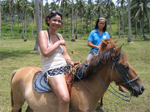 Horse Riding, Philippines