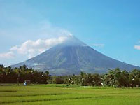Bicol and Mt Mayon Volcano