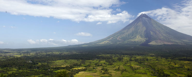 Mayon Volcano Tour Information
