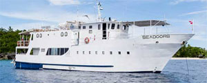 Seadoors Philippines  Liveaboard Cruises from Philippine Trails