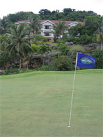 Overlooking Fairways & Bluewater Golf Course, Boracay Island, Philippines