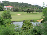 Golfing Holidays at Fairways and Bluewater Golf Course, Boracay, Philippines