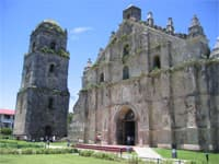 Paoay Church, Ilocos, Philippines