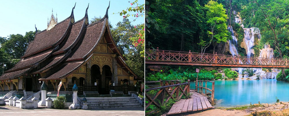 Images of Laos