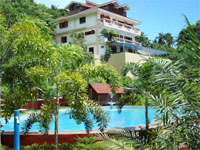 Book a holiday at Hof Gorei Resort on Samal Island, in the Philippines