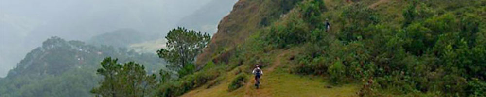 Sagada Moutain Biking Tour in the Philippines