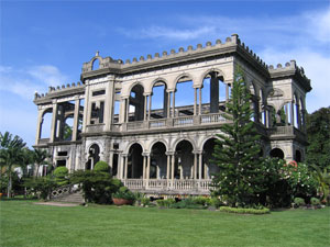 Silay Ruins, Talisay, Negros Occidental, Philippines