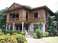 Victor Fernandez Gaston House Museum, Silay