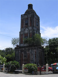 Jaro Bell tower, Panay, Philippines
