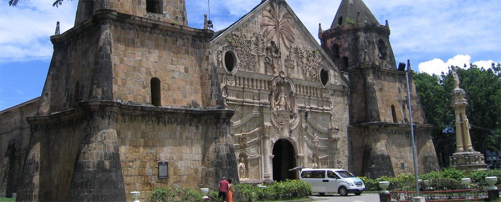 Miagao Church, Panay, Philippines