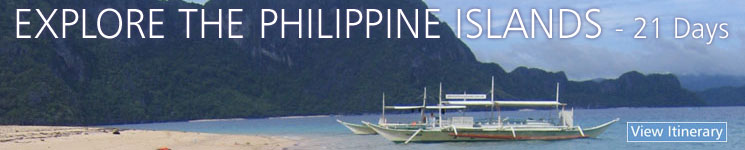 Explore the Philippine Islands