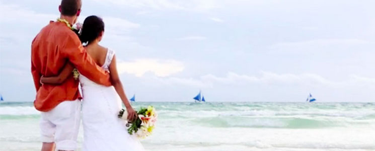 Weddings on Boracay, Philippines
