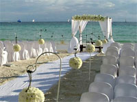 Discovery Shore Wedding, Boracay, Philippines