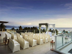 Wedding at The Lind, Boracay, Philippines