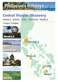 central visayas itinerary Looking to tour cebu & bohol this summer here's a 5-day detailed itinerary, together with travel expenses, that you might find useful.